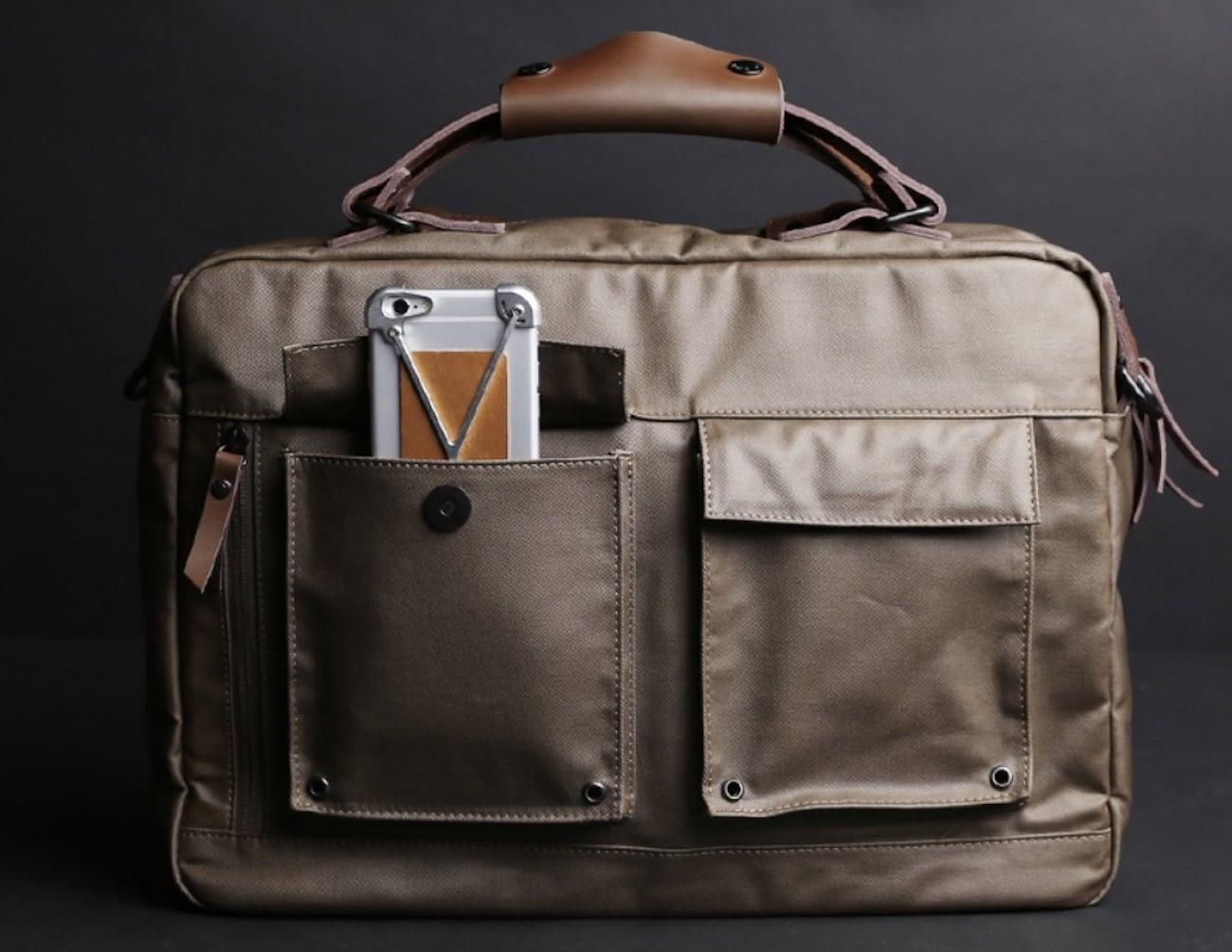 Everyday MacBook Messenger Bag