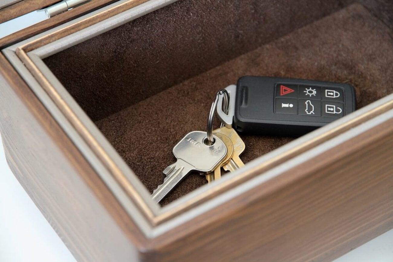 Farafix Vehicle Key Box
