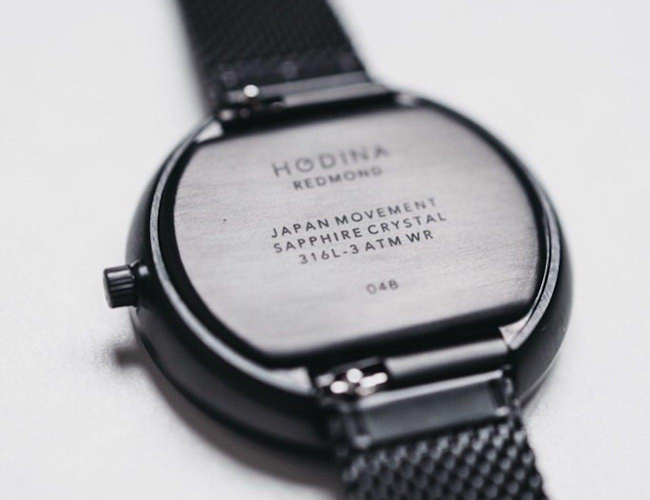 HODINA REDMOND Ladies Minimal Mesh Watch