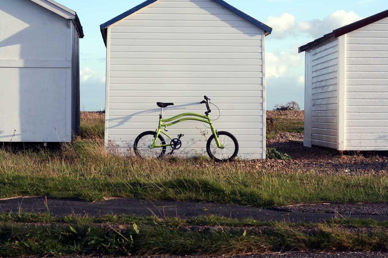 Helyx Twin Steer Bike