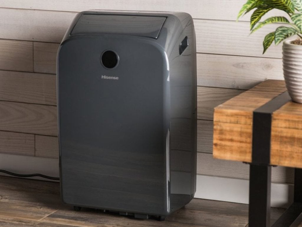 Hisense Hi-Smart Portable Air Conditioner