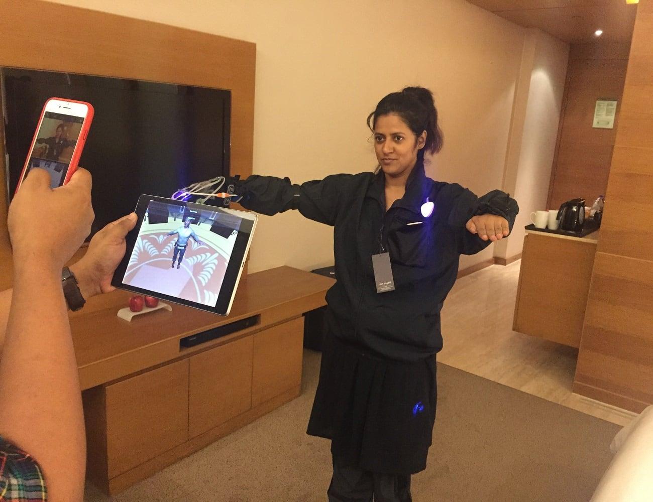 HoloSuit Full Body Motion Capture Suit