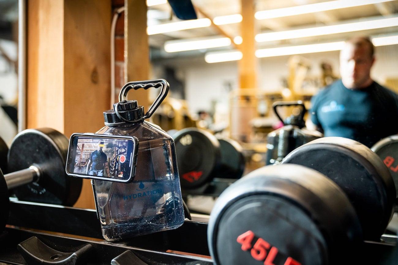 Hydration Junkie Transporter Water Jug