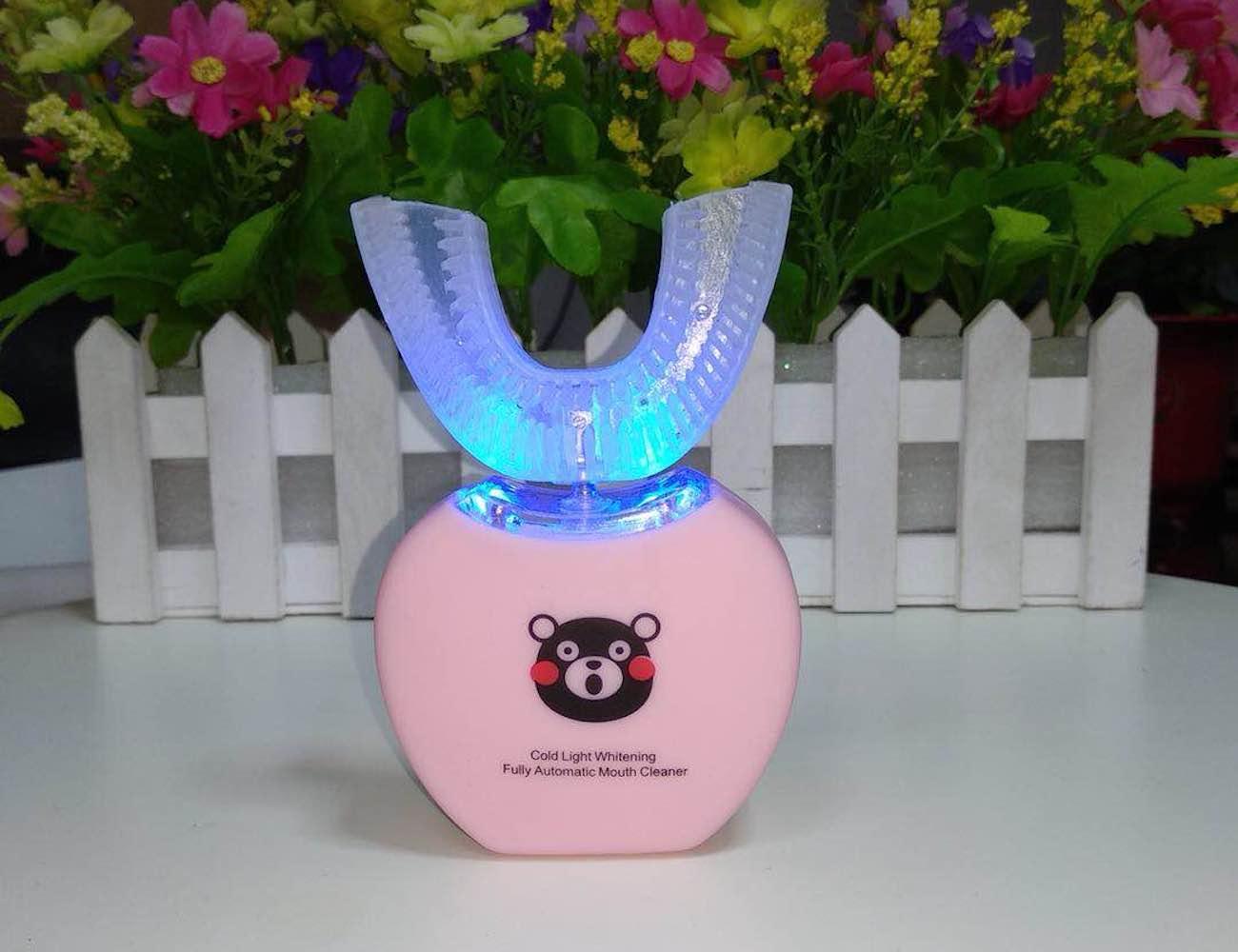 JAPAN Kumamoto Automatic Hands-Free Toothbrush