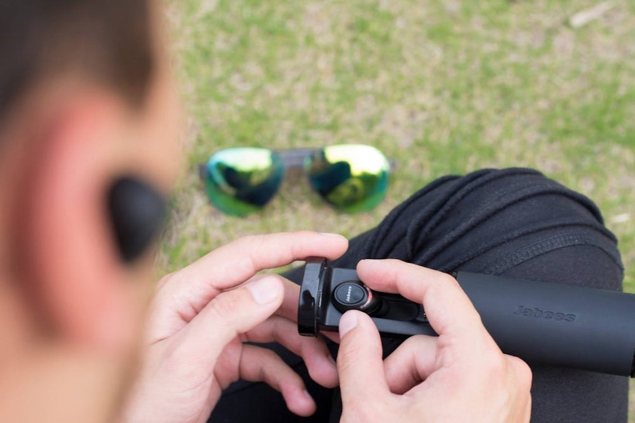 Jabees Firefly Situational Awareness Wireless Earbuds