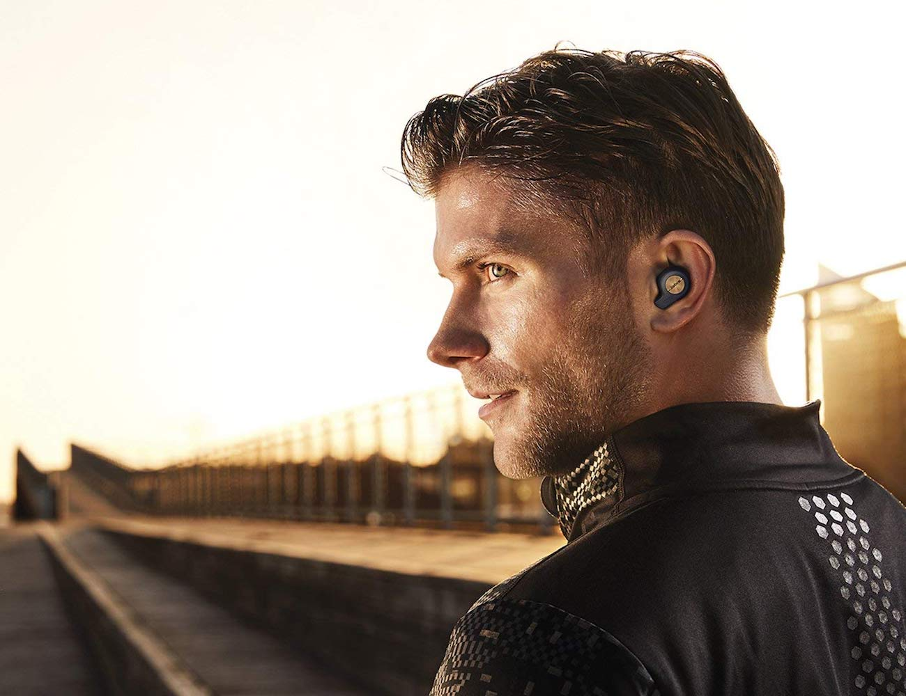 Jabra Elite Active 65t True Wireless Sports Earbuds