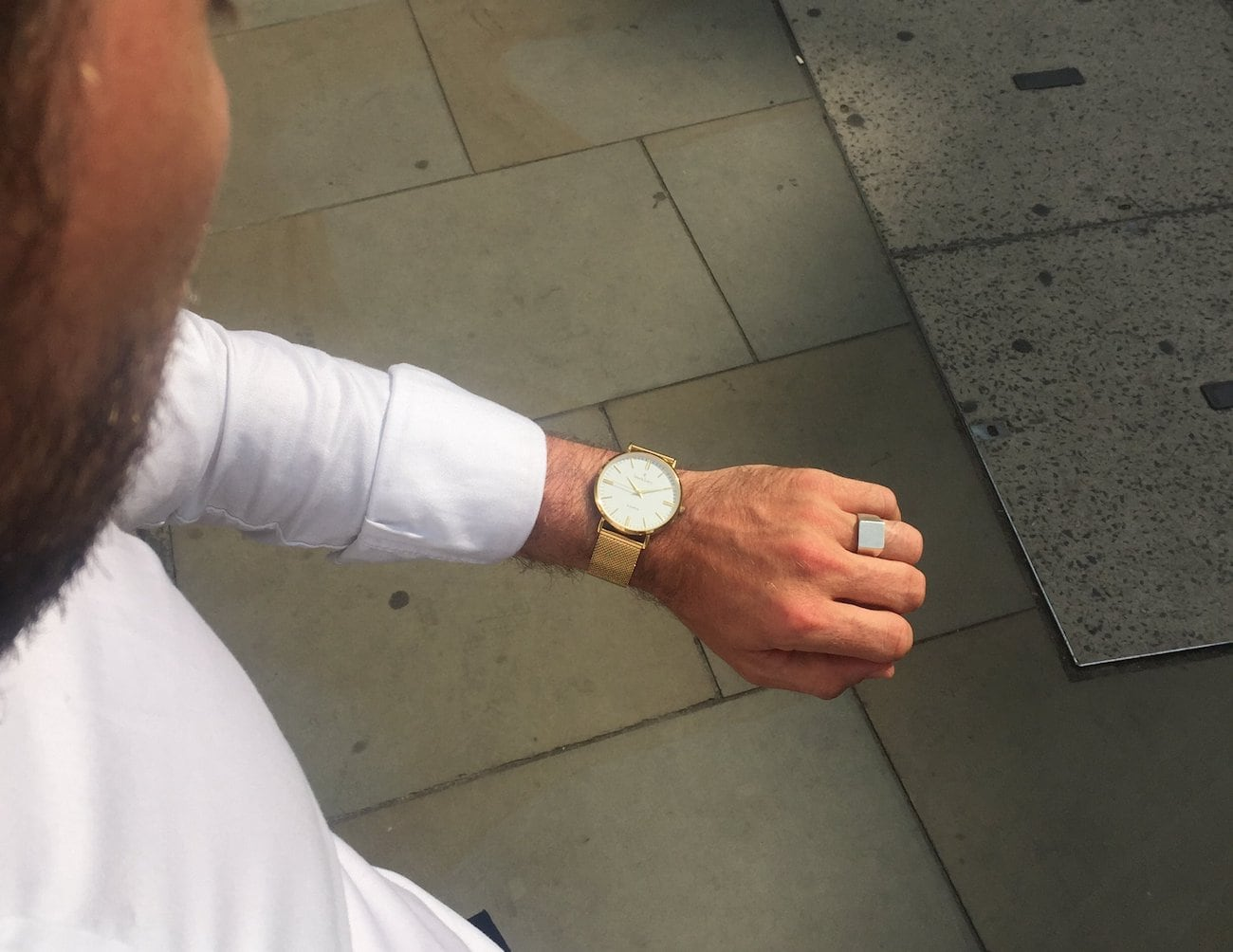 James Lucy Unisex Minimalist Watches