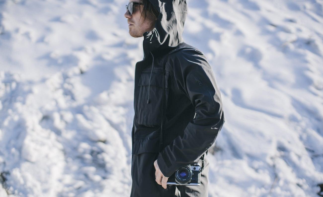 Langly Weatherproof Field Jacket