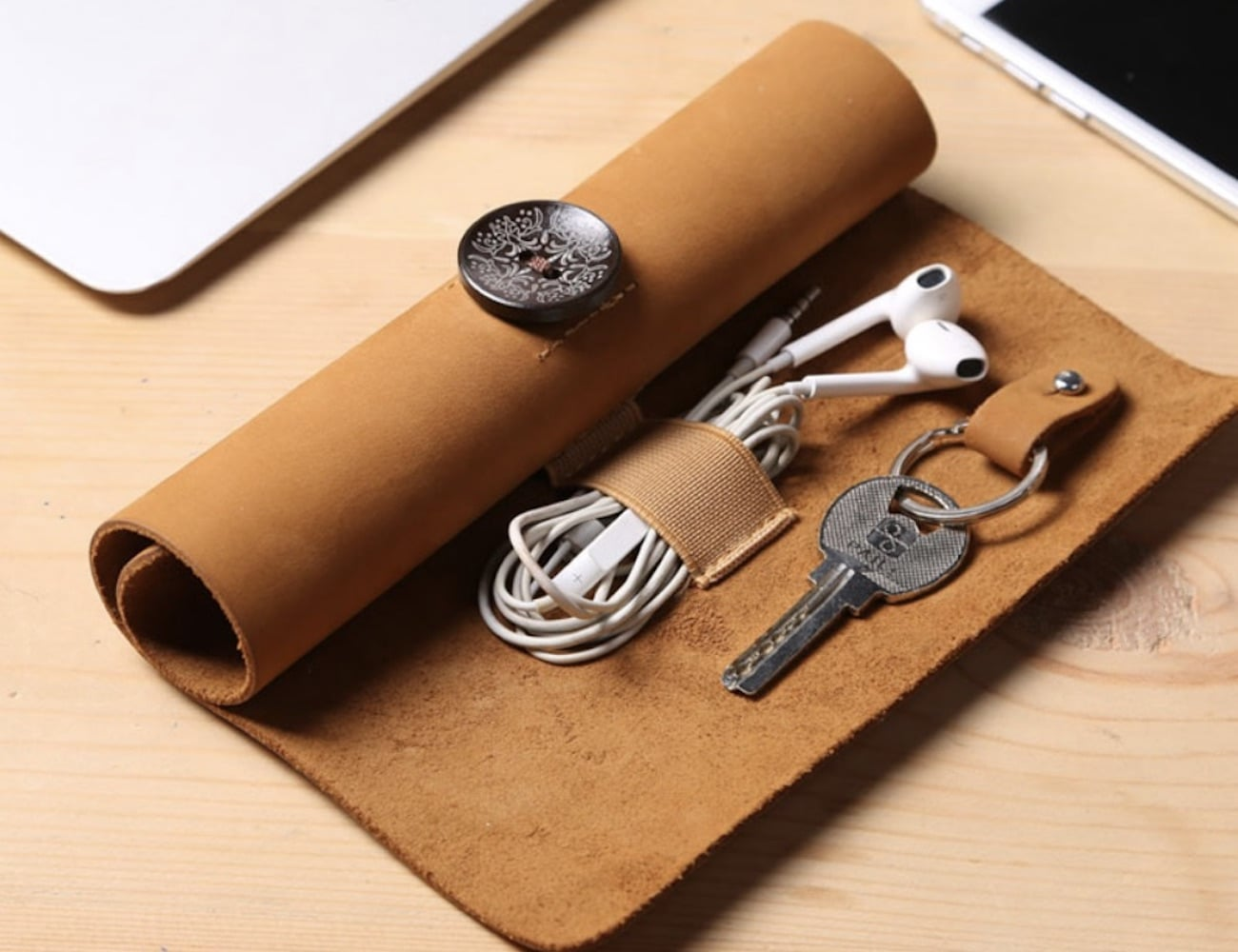 Leather Everyday Organizer