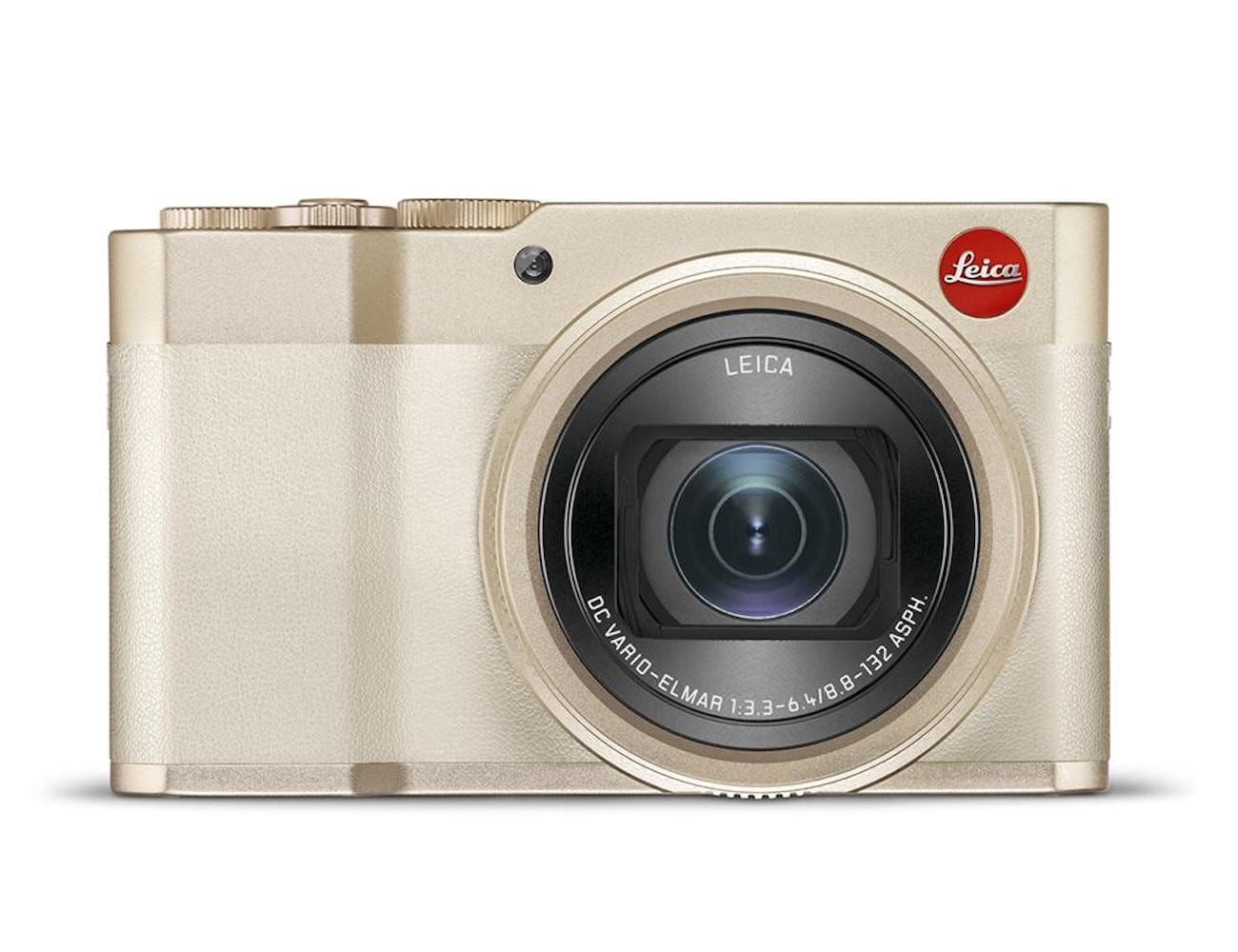 Leica C-Lux Long-Zoom Compact Camera