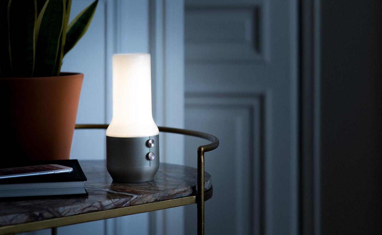 Lexon Terrace 3-in-1 Bluetooth Speaker