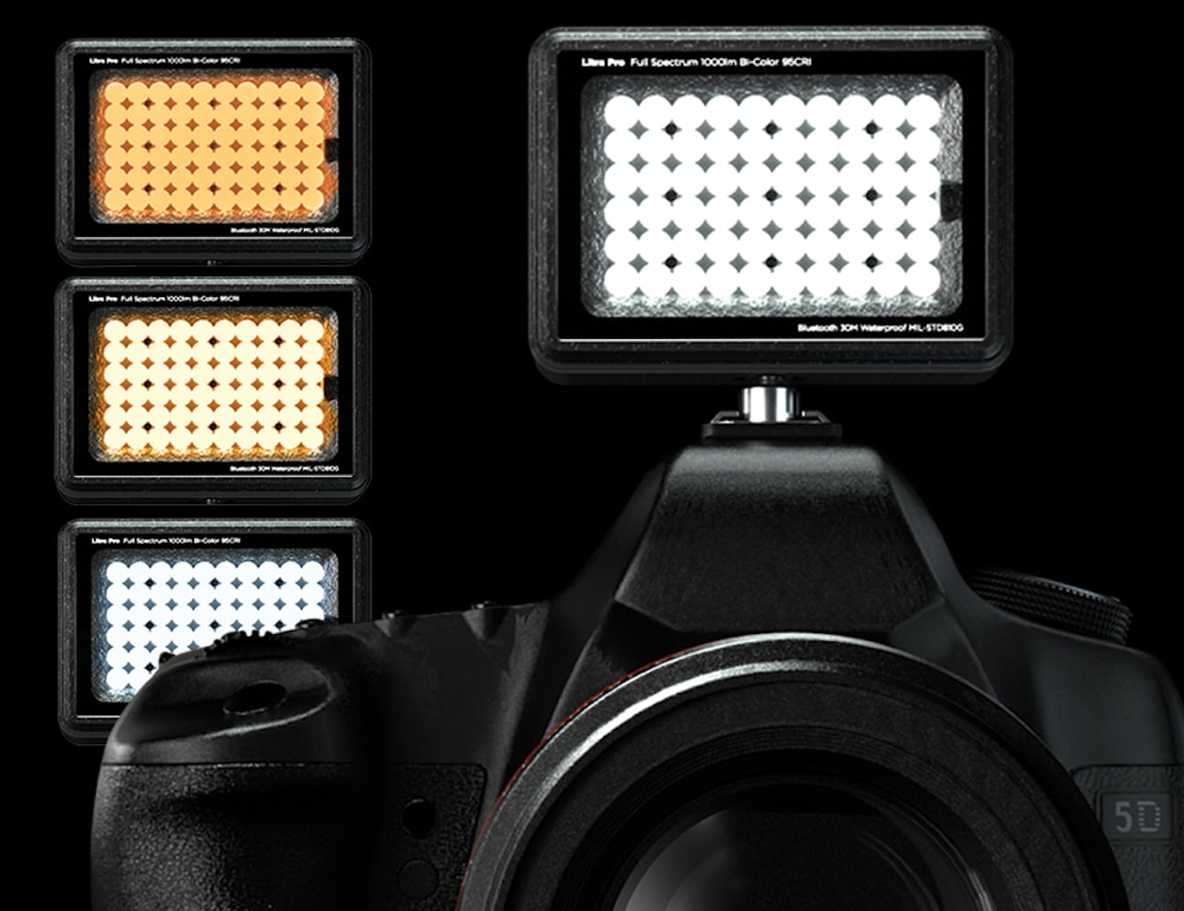 LitraPro Full Spectrum Compact Light
