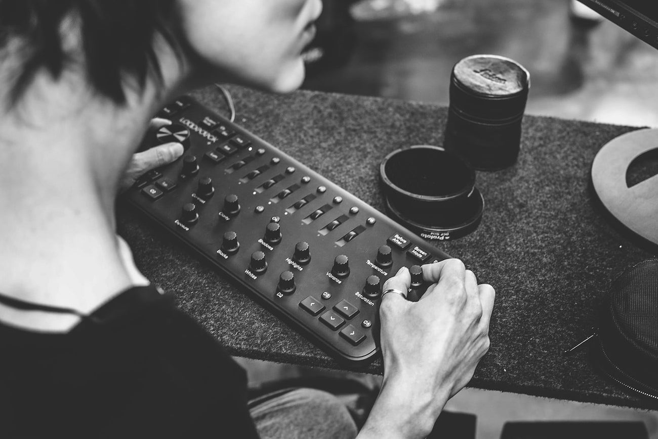 Loupedeck+ Versatile Photo Editing Console