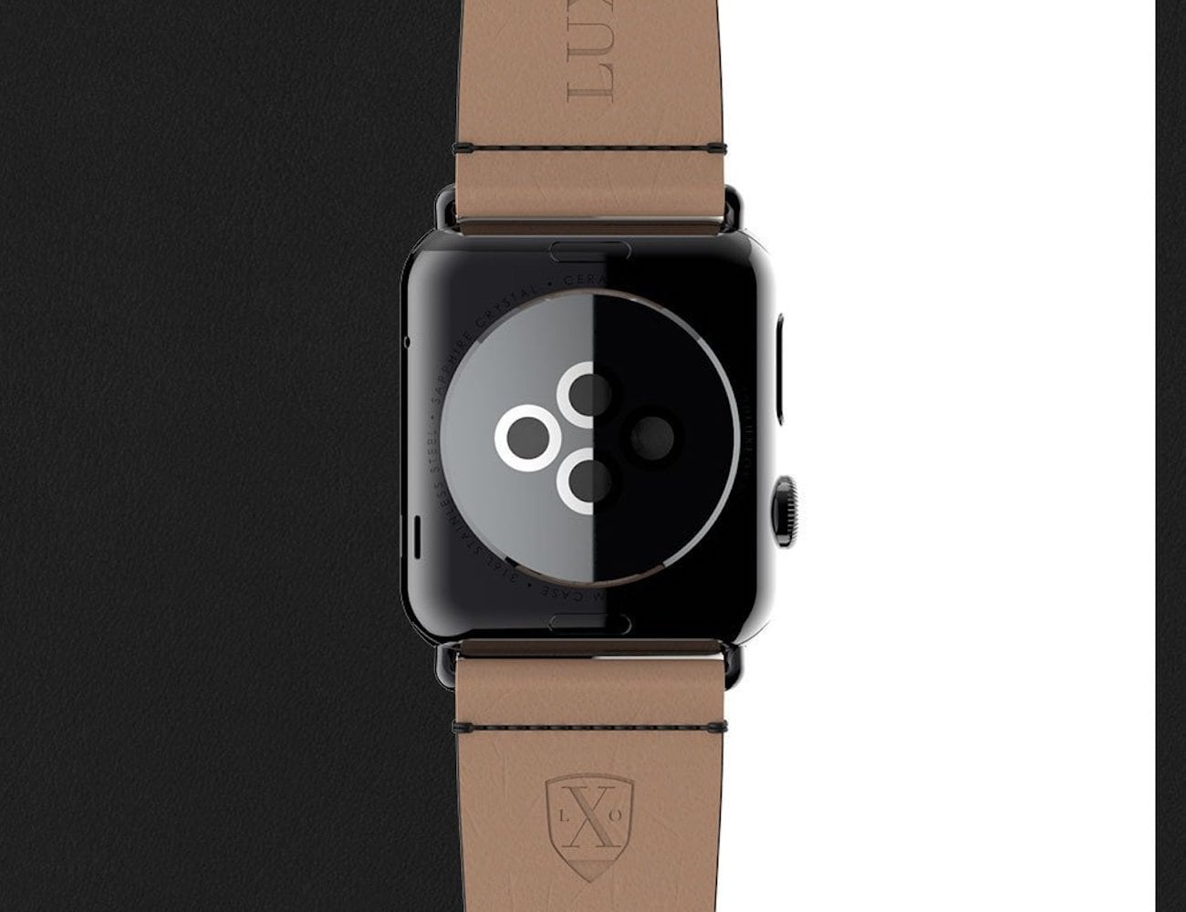 Luxeora Sepia Element Apple Watch Band