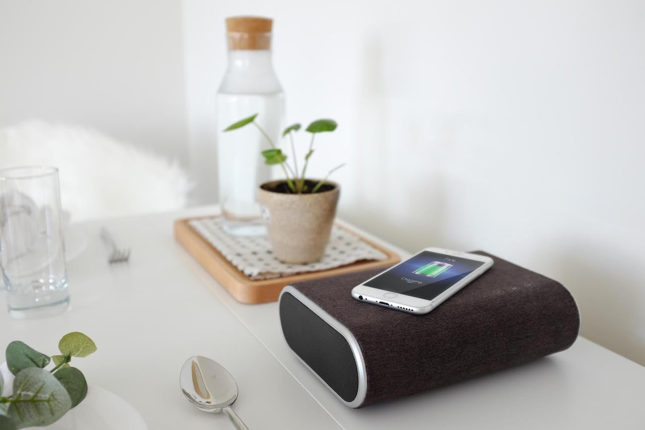 Muze True Hi-Fi Bluetooth Speaker