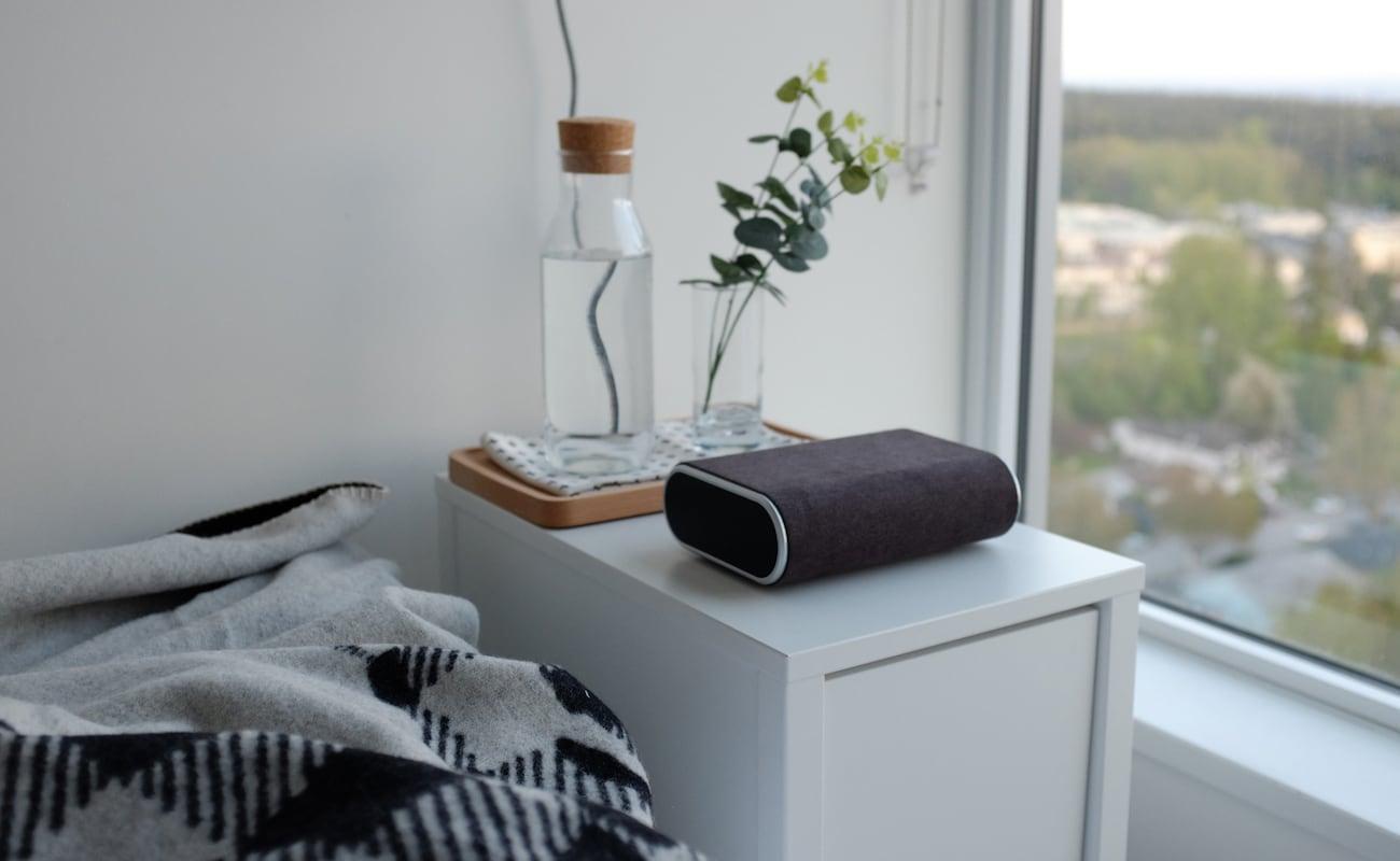 Muze True Hi-Fi Bluetooth Speaker