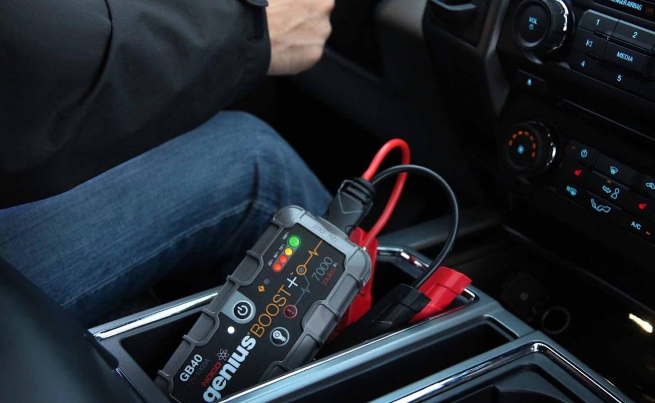 NOCO GB40 UltraSafe Portable Lithium Jump Starter