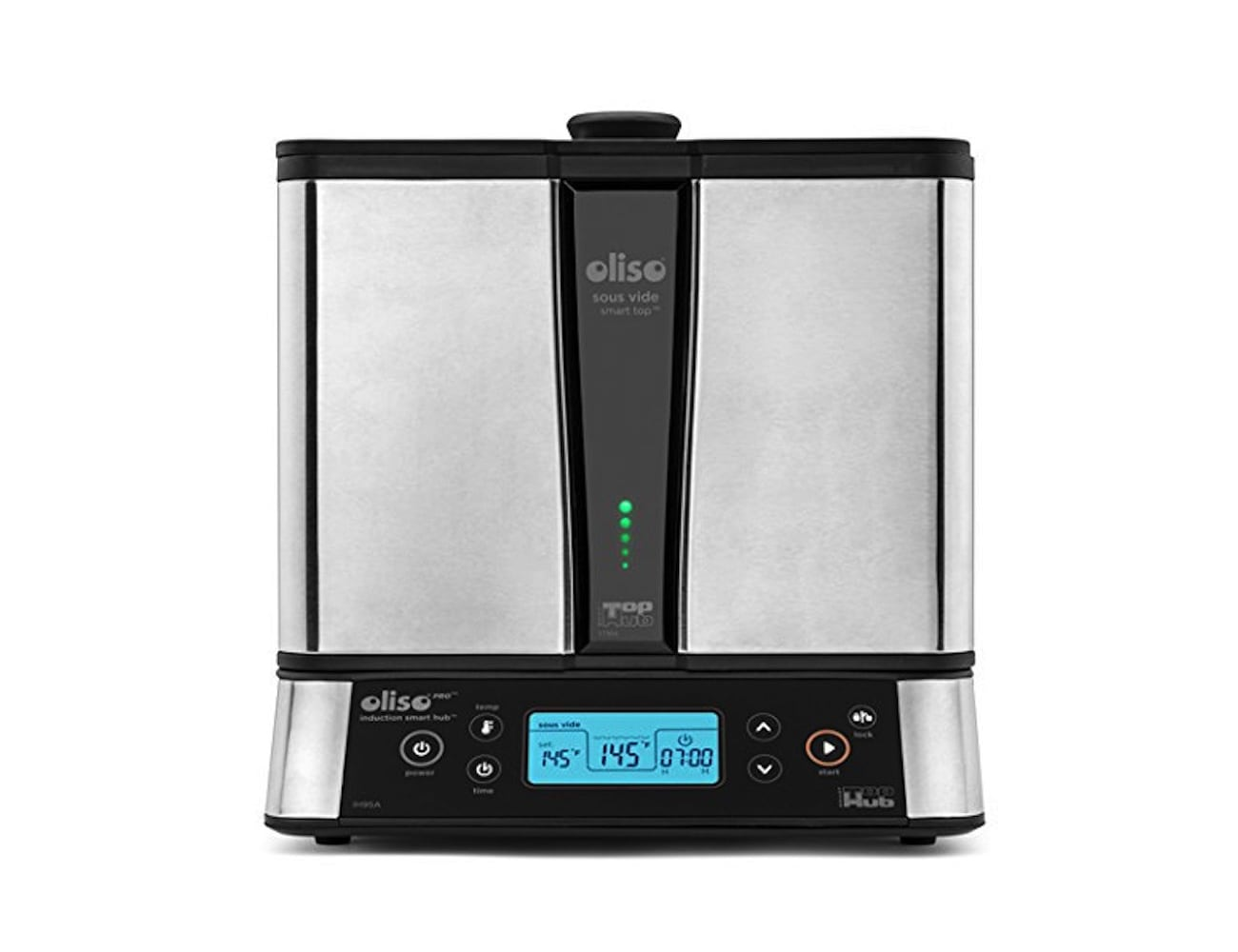 Oliso SmartHub and Top Sous Vide Cooking System