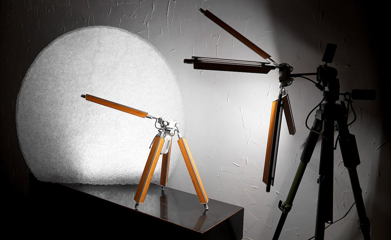 Omnio Lamp Portable Lighting Instrument