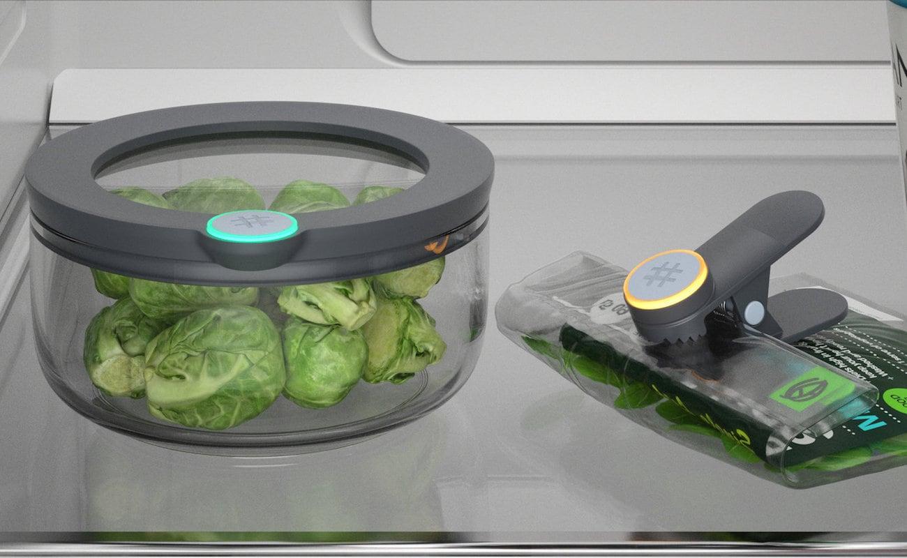 Ovie Smarterware Smart Food Storage System