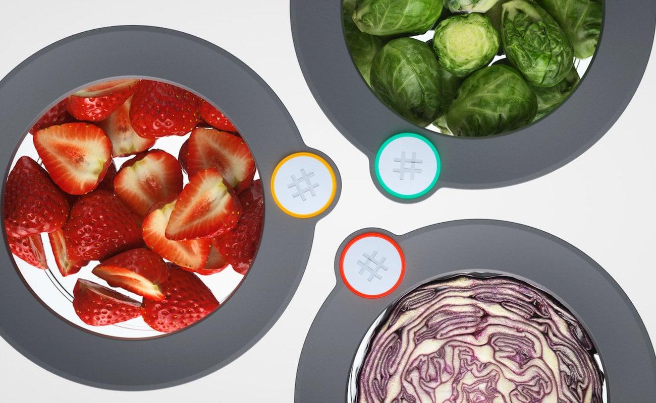 Ovie Smarterware Smart Food Storage System 187 Gadget Flow