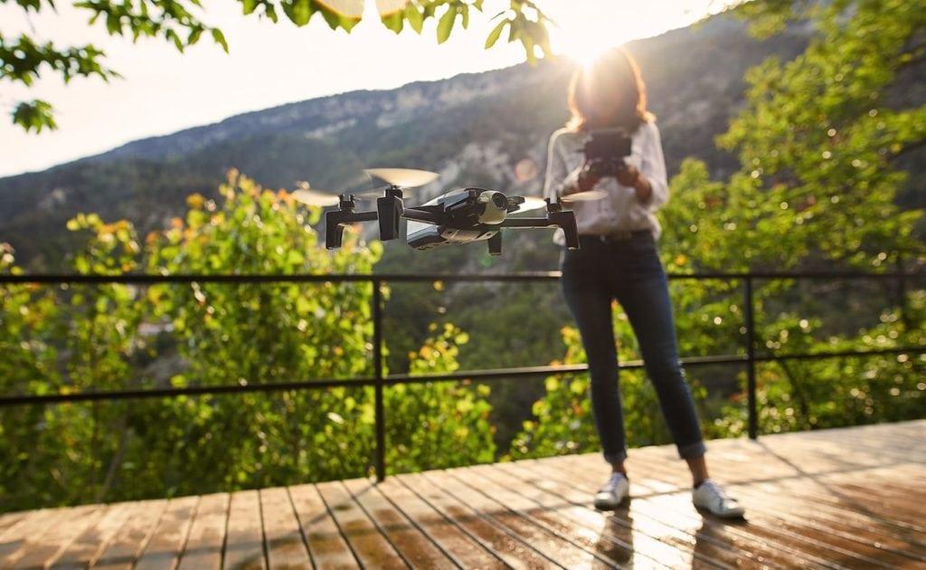 Parrot+Anafi+Flying+4K+HDR+Camera