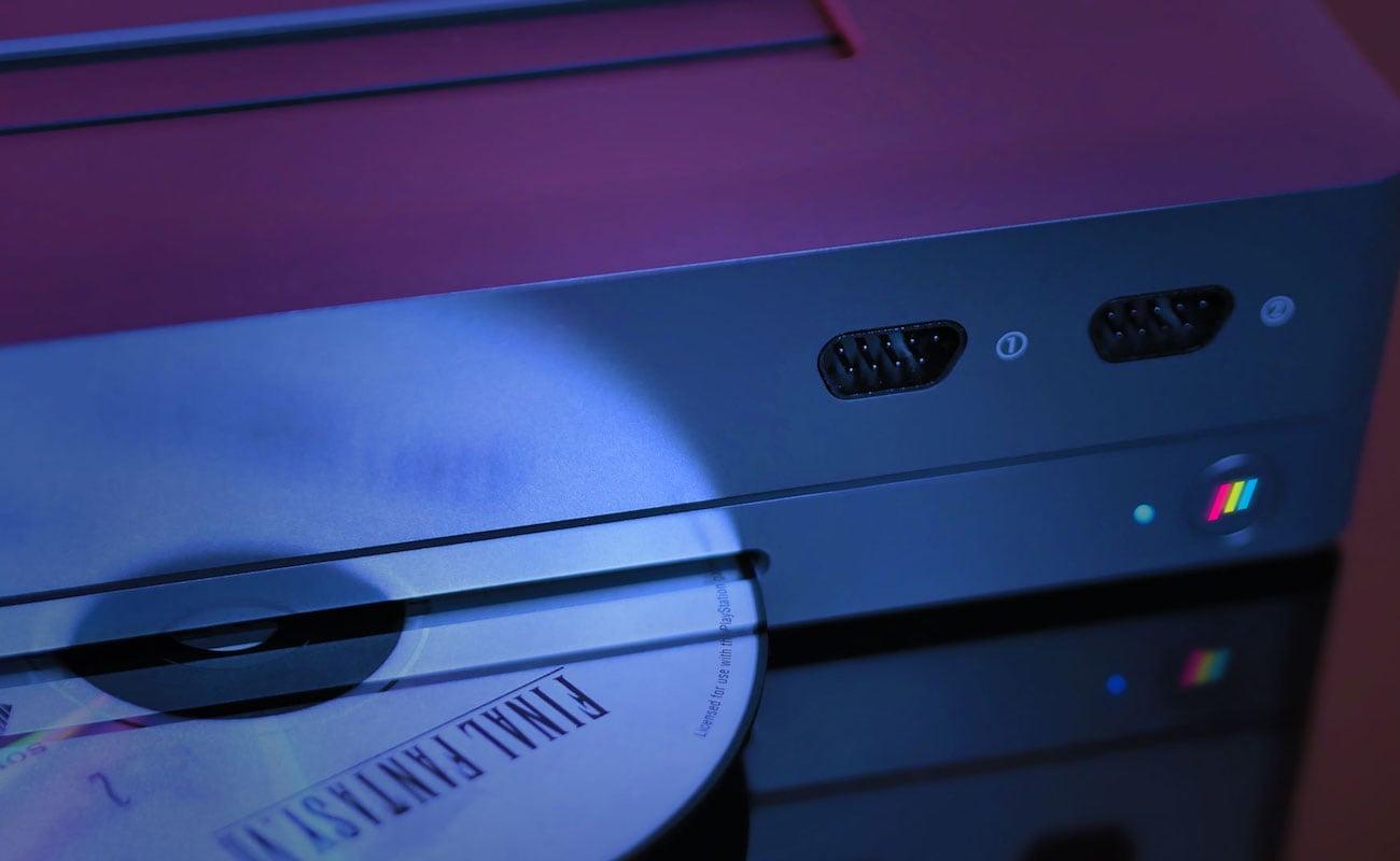 Polymega Modular Retro Game Console