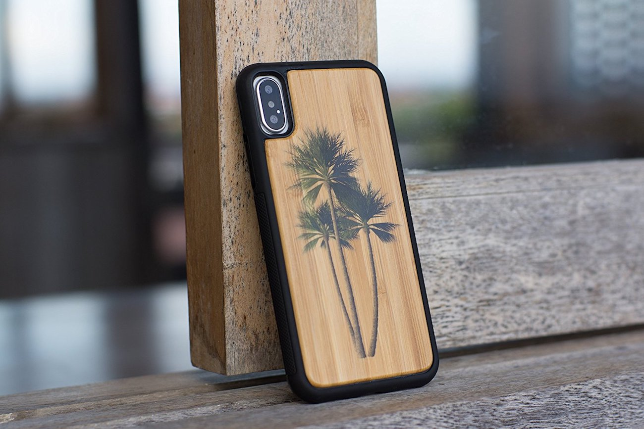 Reveal Wood iPhone X Case