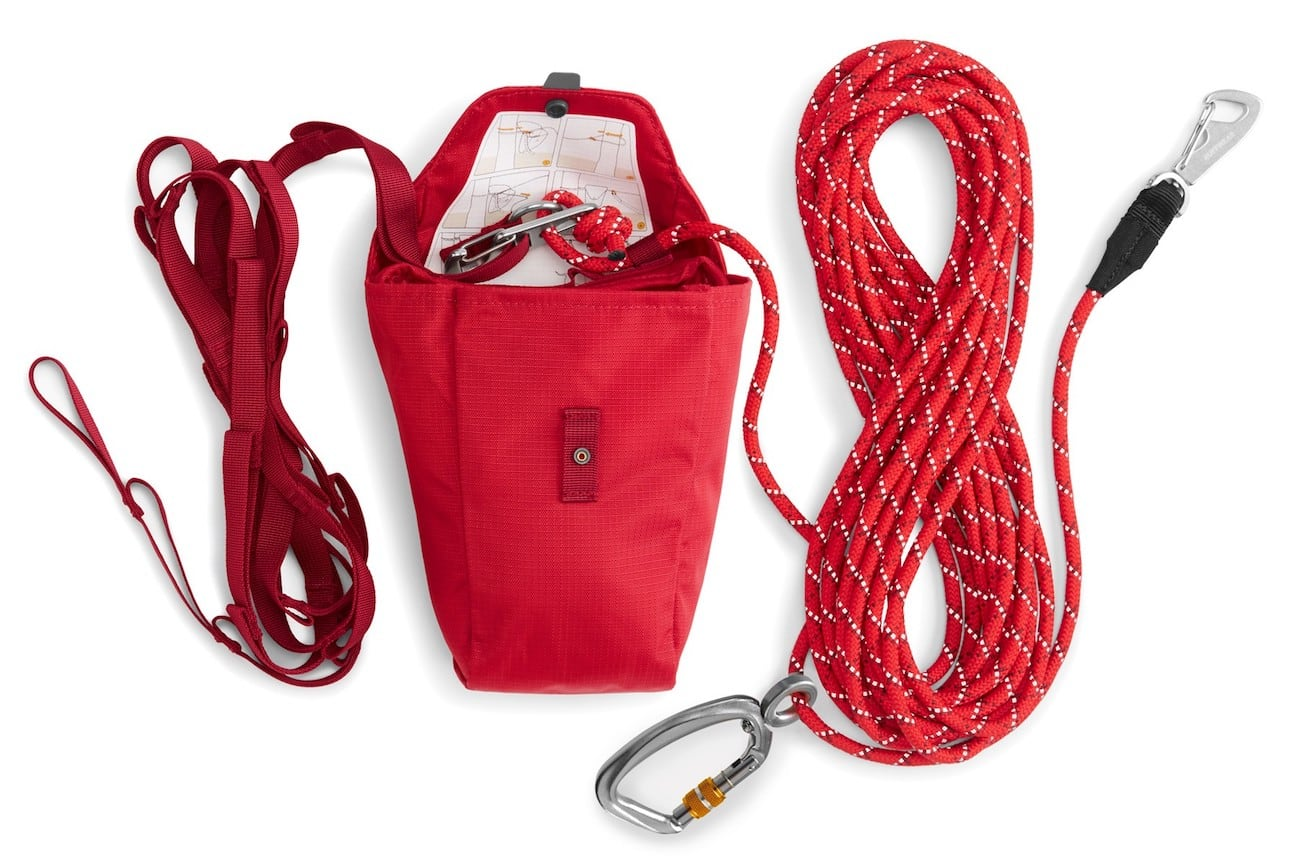 Ruffwear Knot-a-Hitch Campsite Dog Tether System