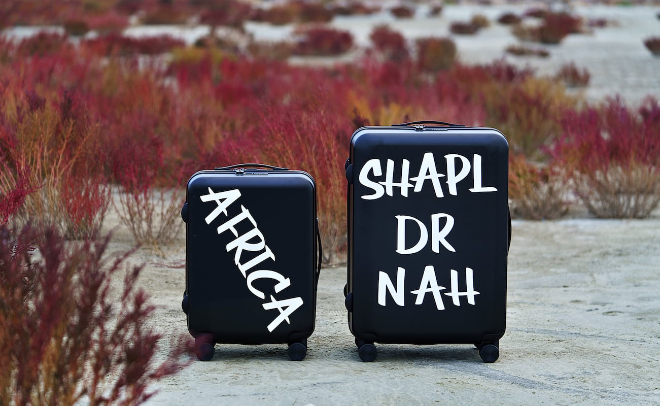 SHAPL Smart Suitcases and Backpacks