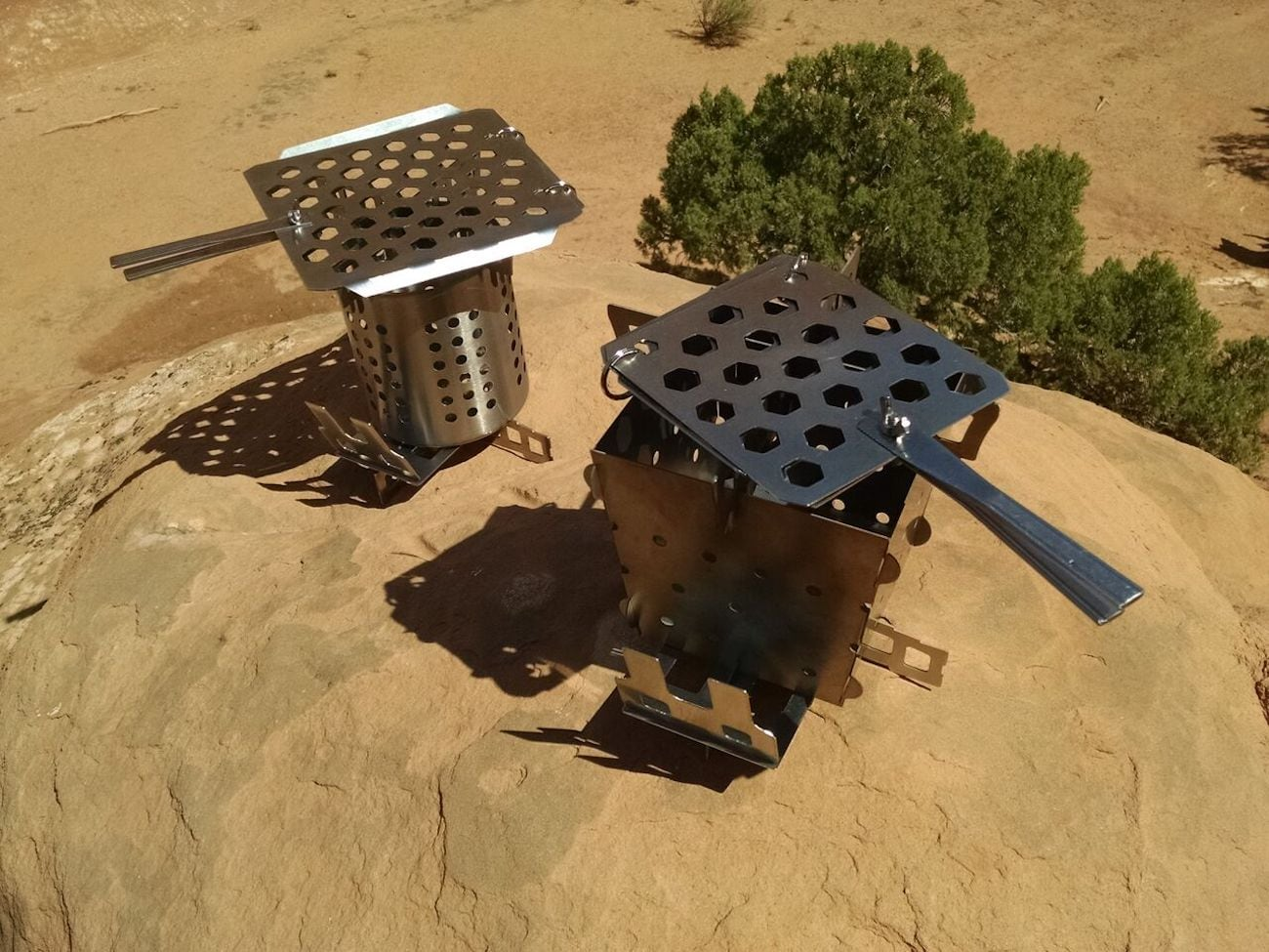 SIEGE Extreme Camp and Survival Stove