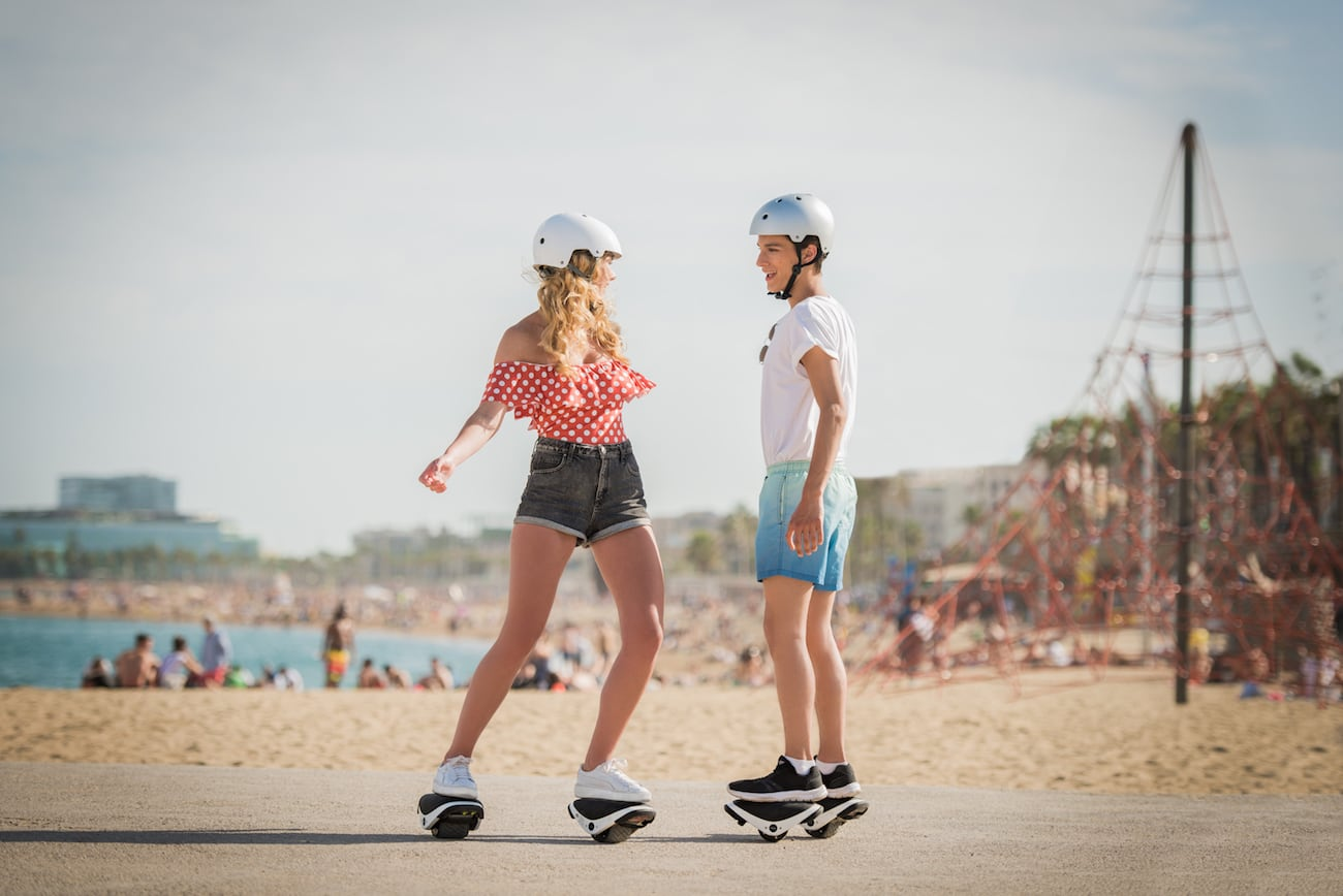 Segway Drift W1 Self-Balancing Electric Skates