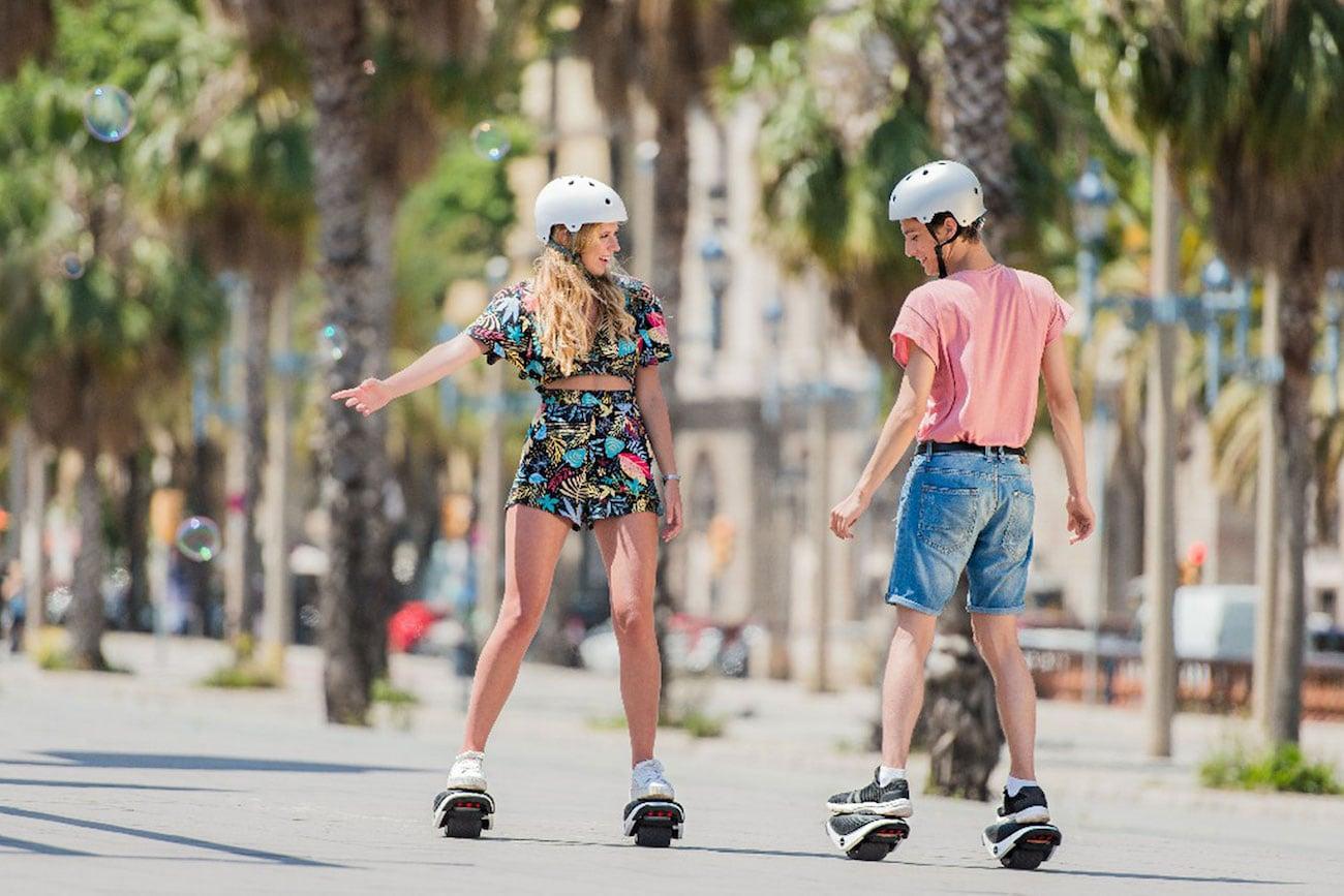 Segway Drift W1 Self-Balancing Electric Skates