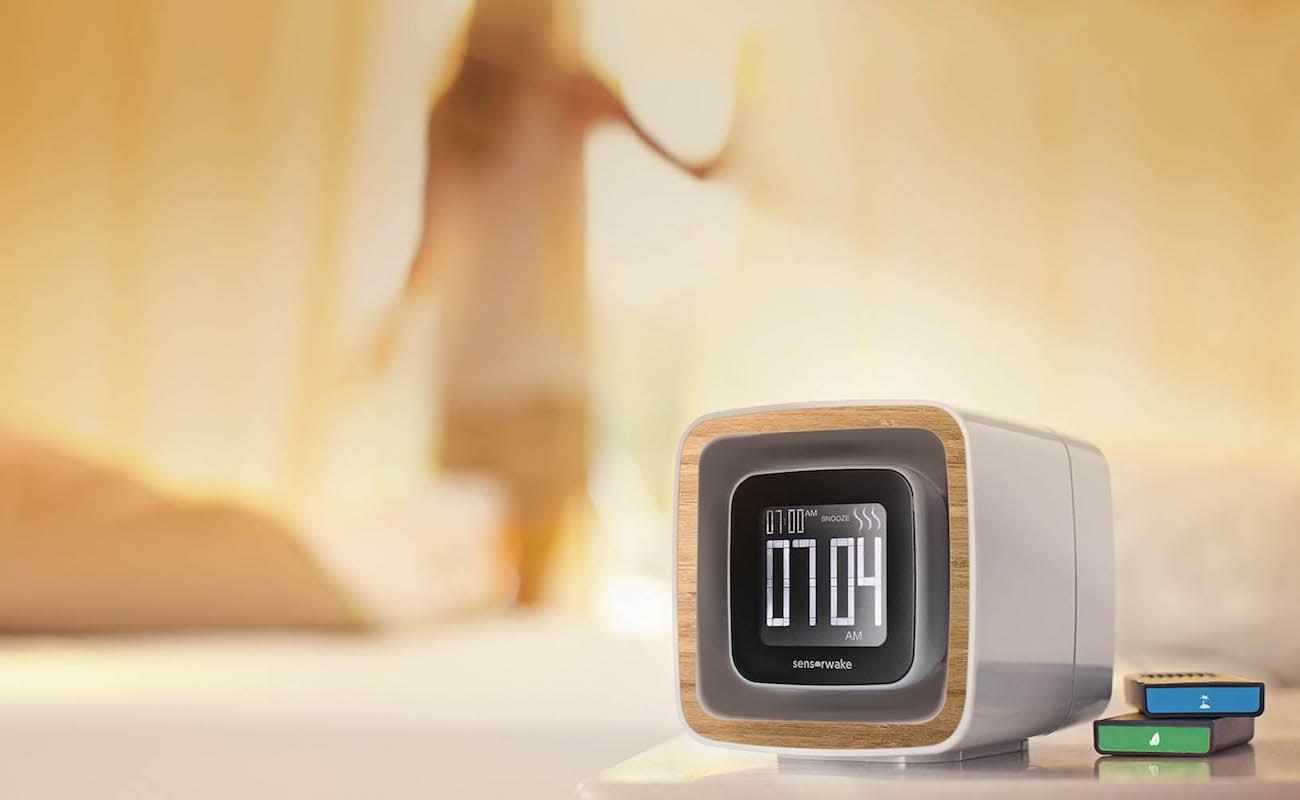 Sensorwake Trio Smell-Based Alarm Clock