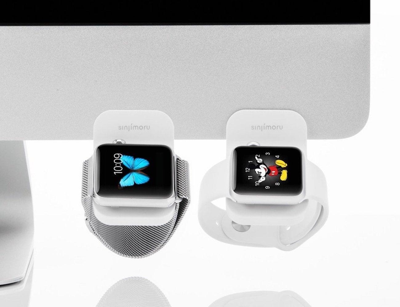 Sinjimoru Clingy 2 Apple Watch Mount