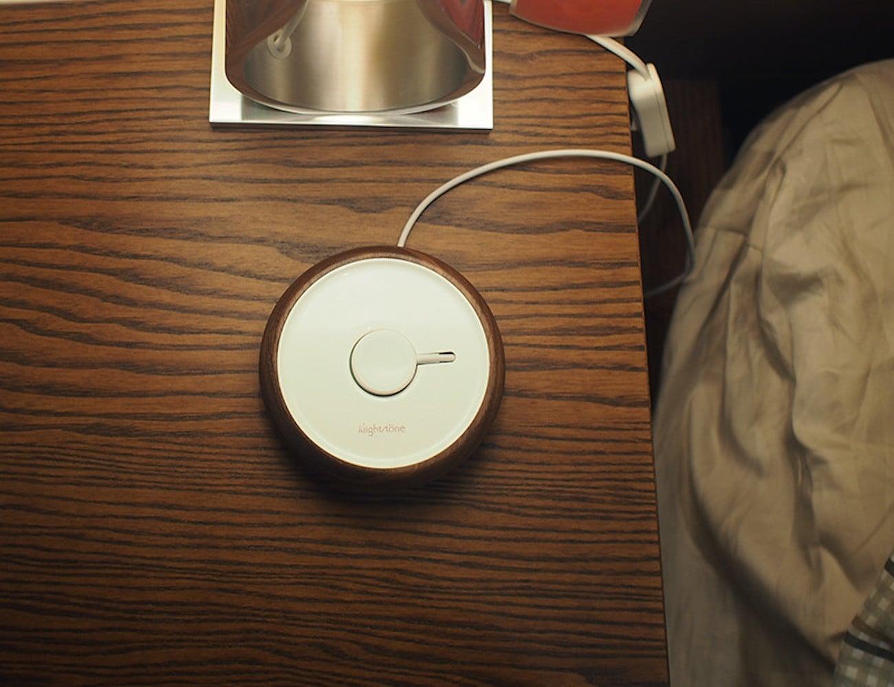 Smart Apple Watch Charging Dock