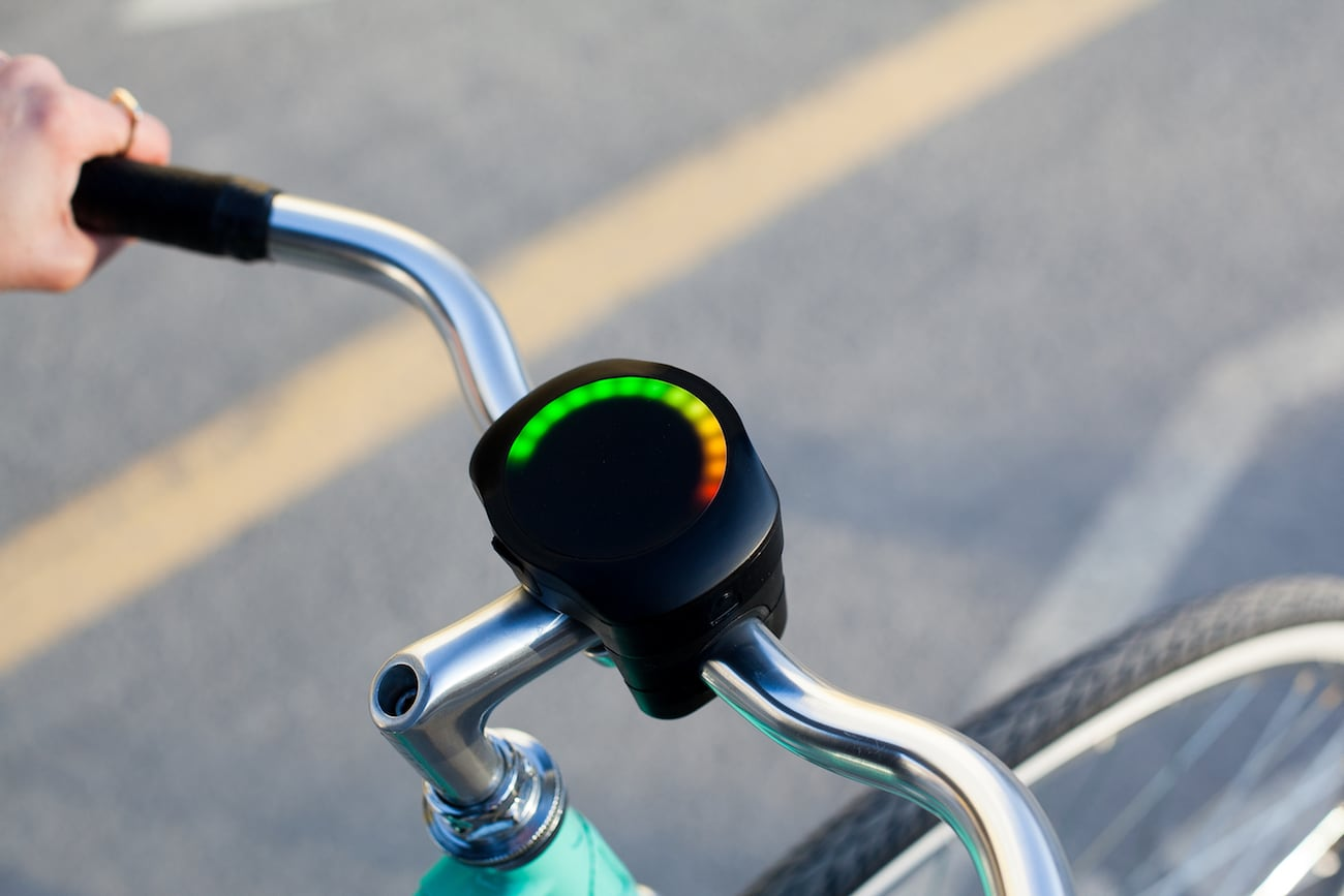 SmartHalo Smart Biking System
