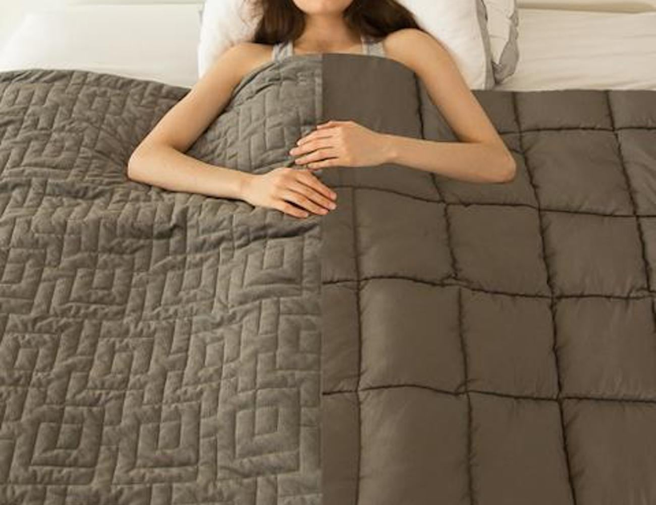 Solace Therapeutic Weighted Blanket