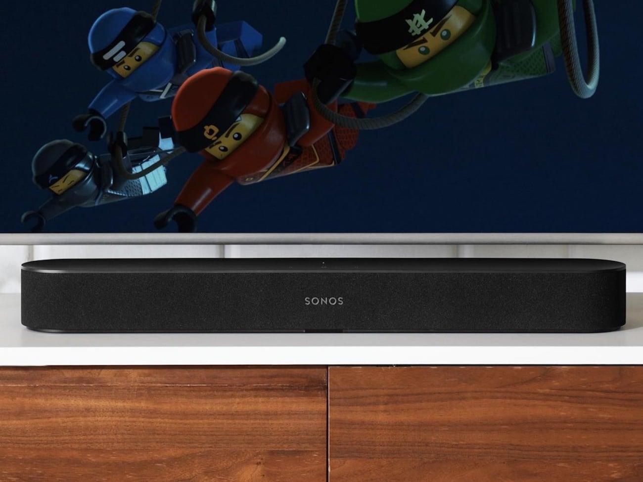 Sonos Beam Smart Compact Soundbar