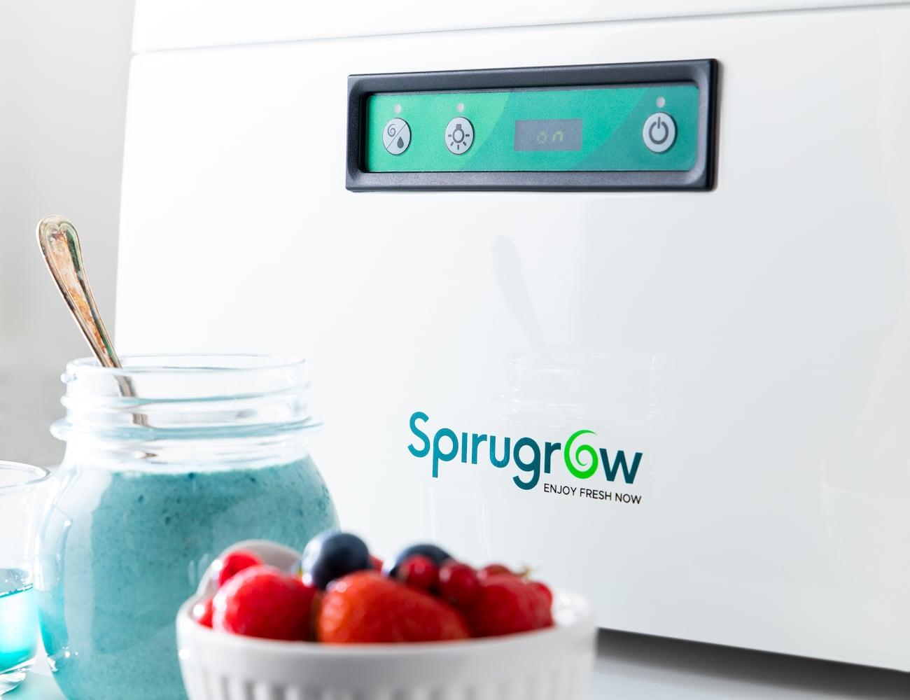 Spirugrow Automatic Indoor Spirulina Growing System
