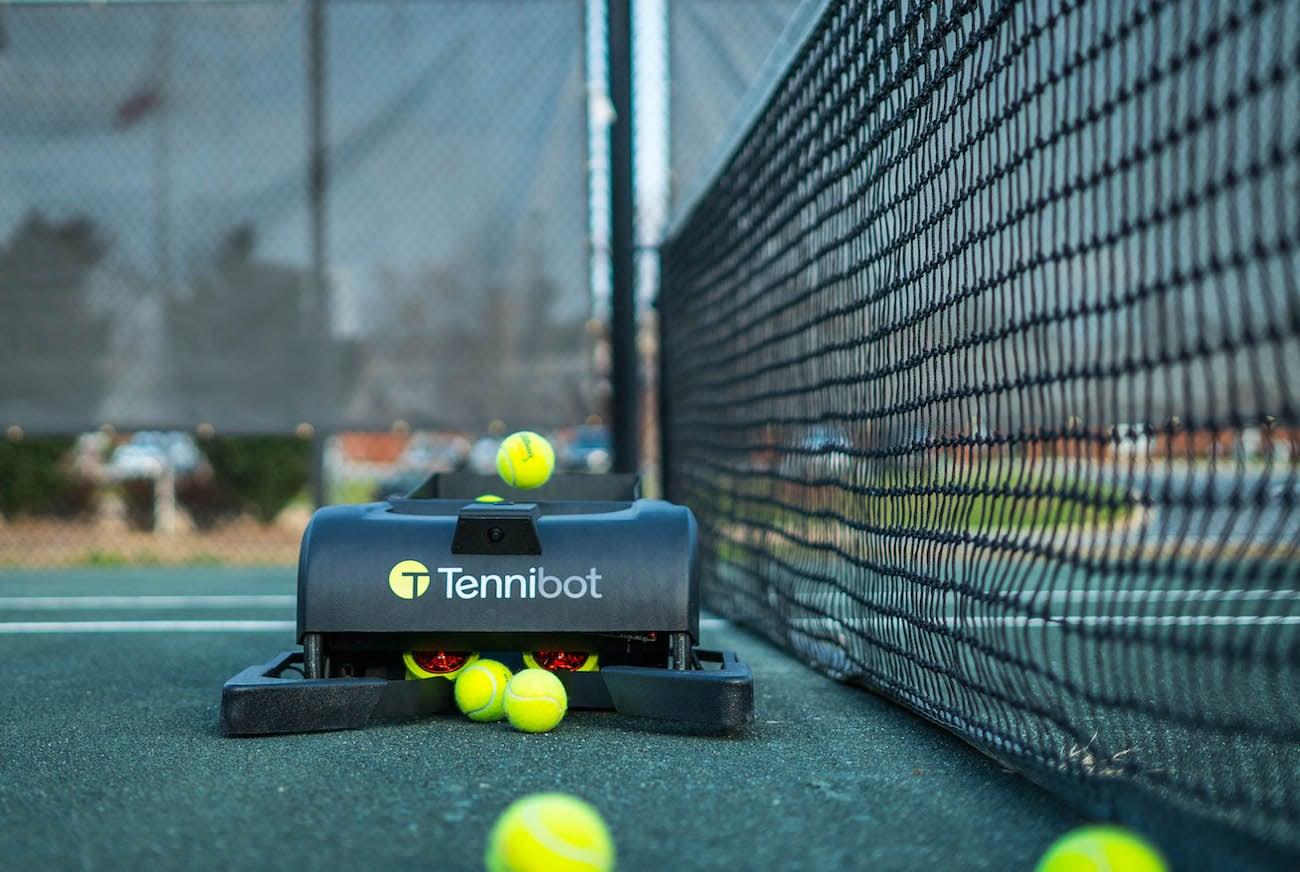 Tennibot Robotic Tennis Ball Collector
