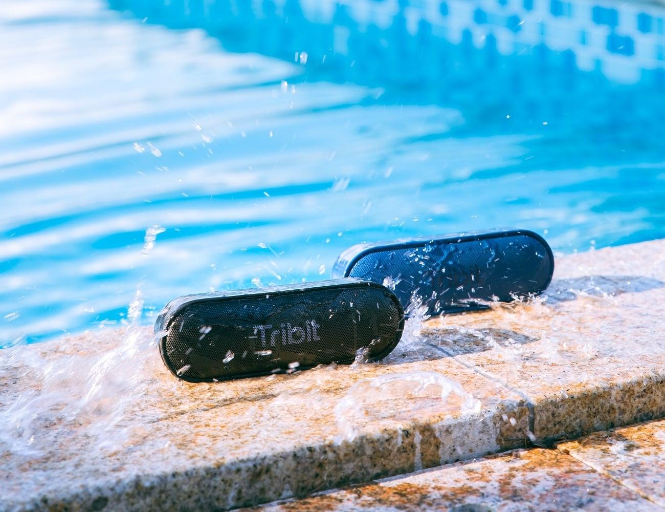 Tribit XSound Go Portable Waterproof Bluetooth Speaker