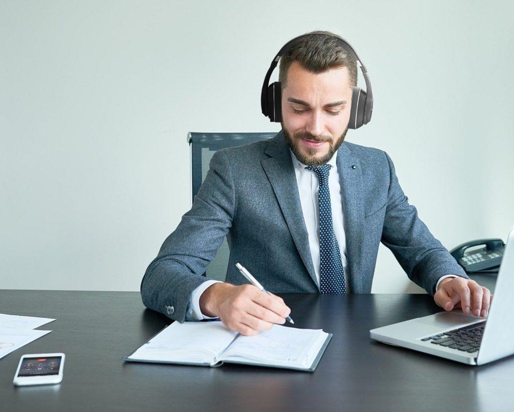 Tribit+XFree+Tune+Over-Ear+Bluetooth+Headphones