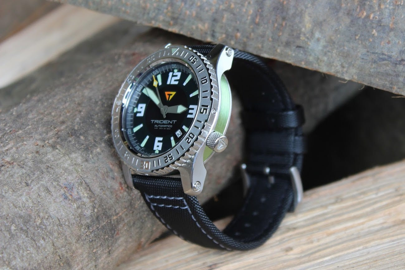 Trident Italian Automatic Dive Watch