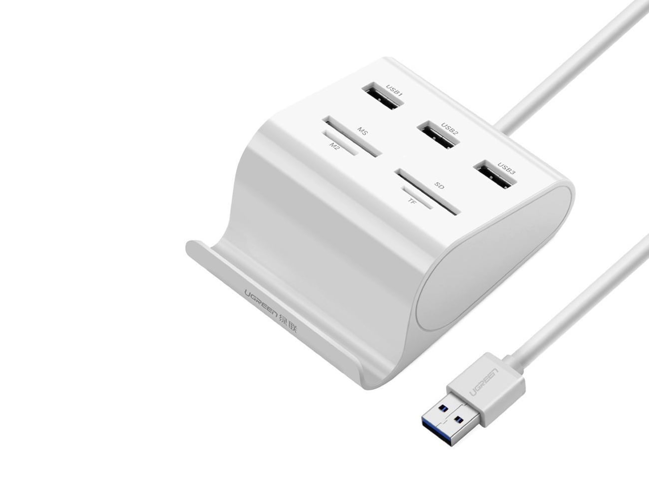 Ugreen USB 3.0 Hub Card Reader