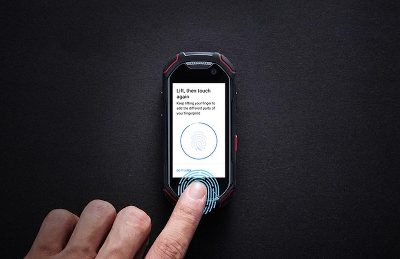 Unihertz Atom Tiny Tough 4G Smartphone