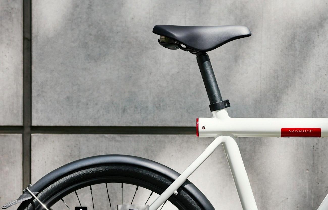 VanMoof Smart X Theft-Proof Bike