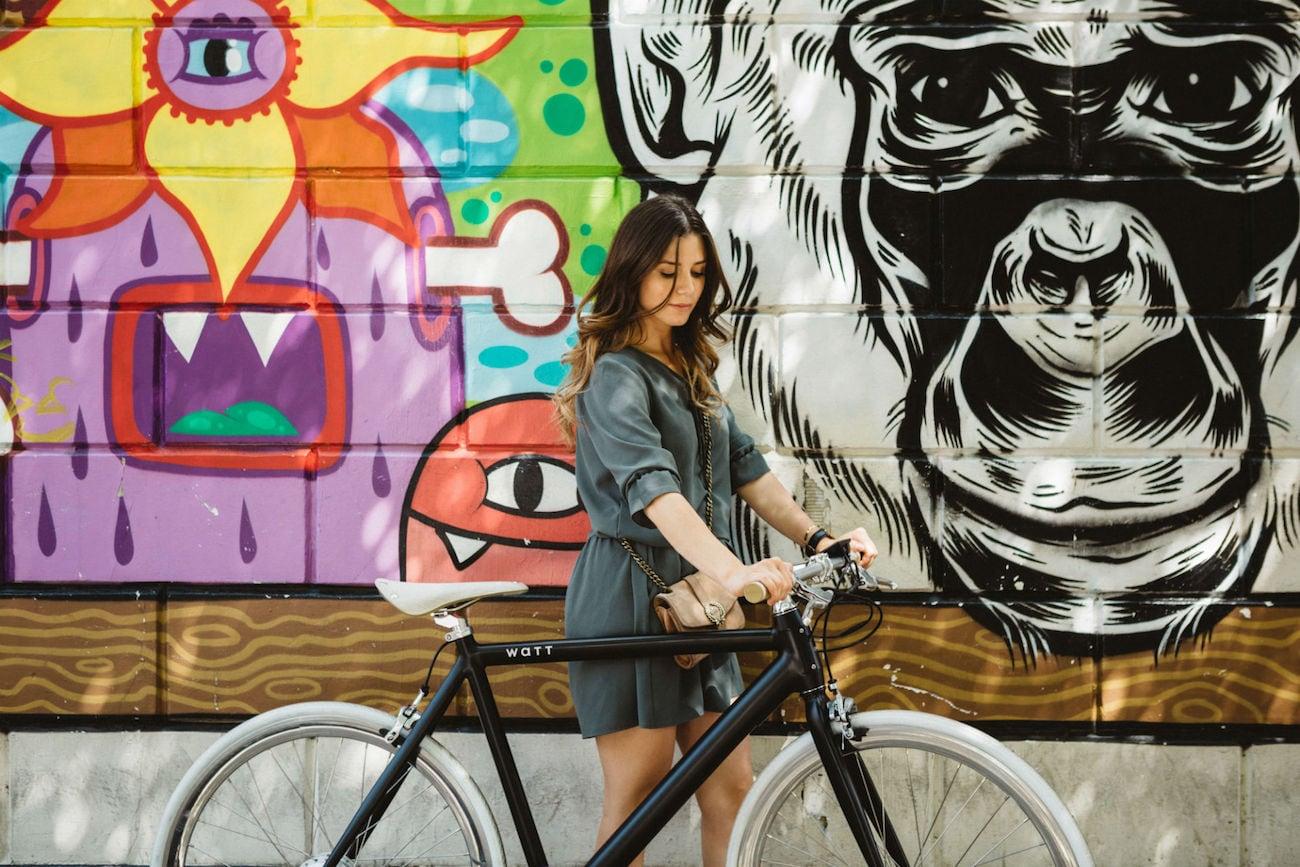 WATT Bikes Urban Electric Bike