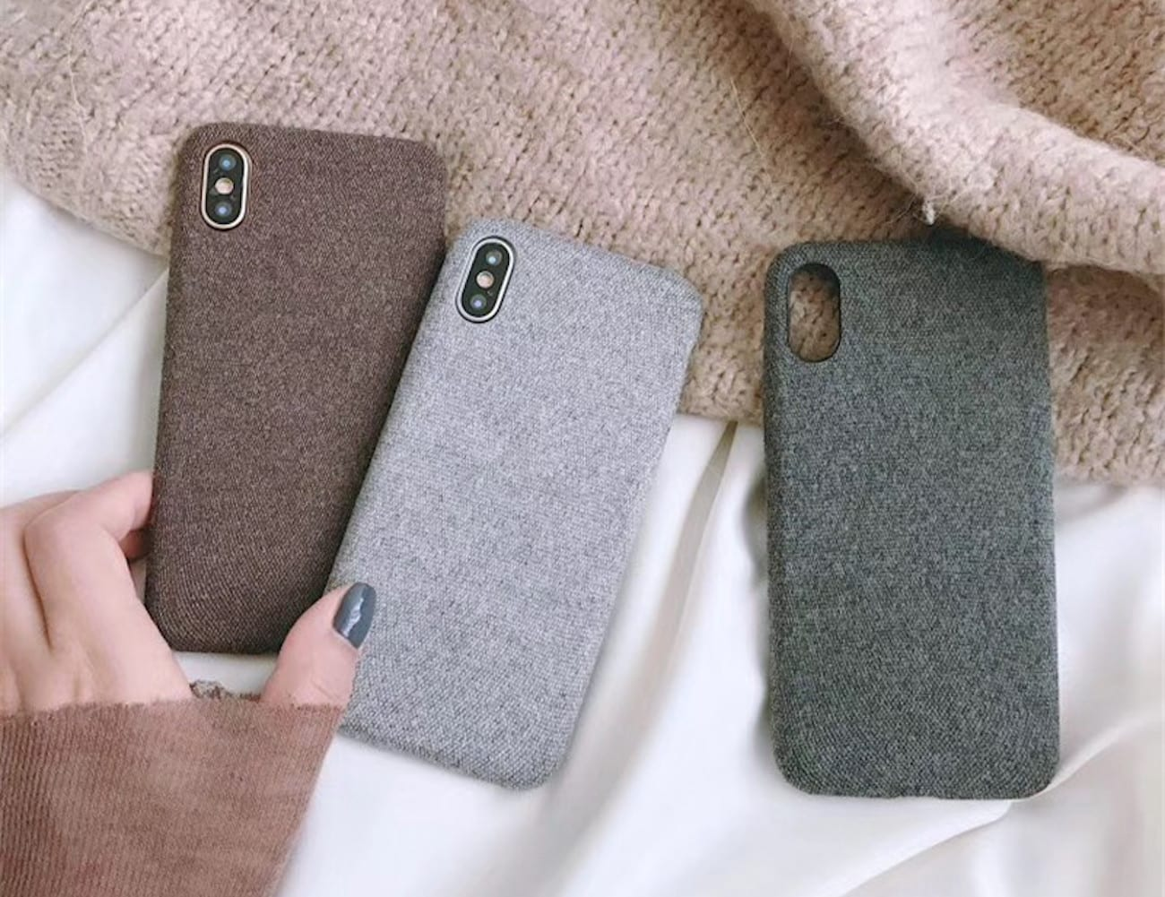 Lightweight and Washable iPhone X Case