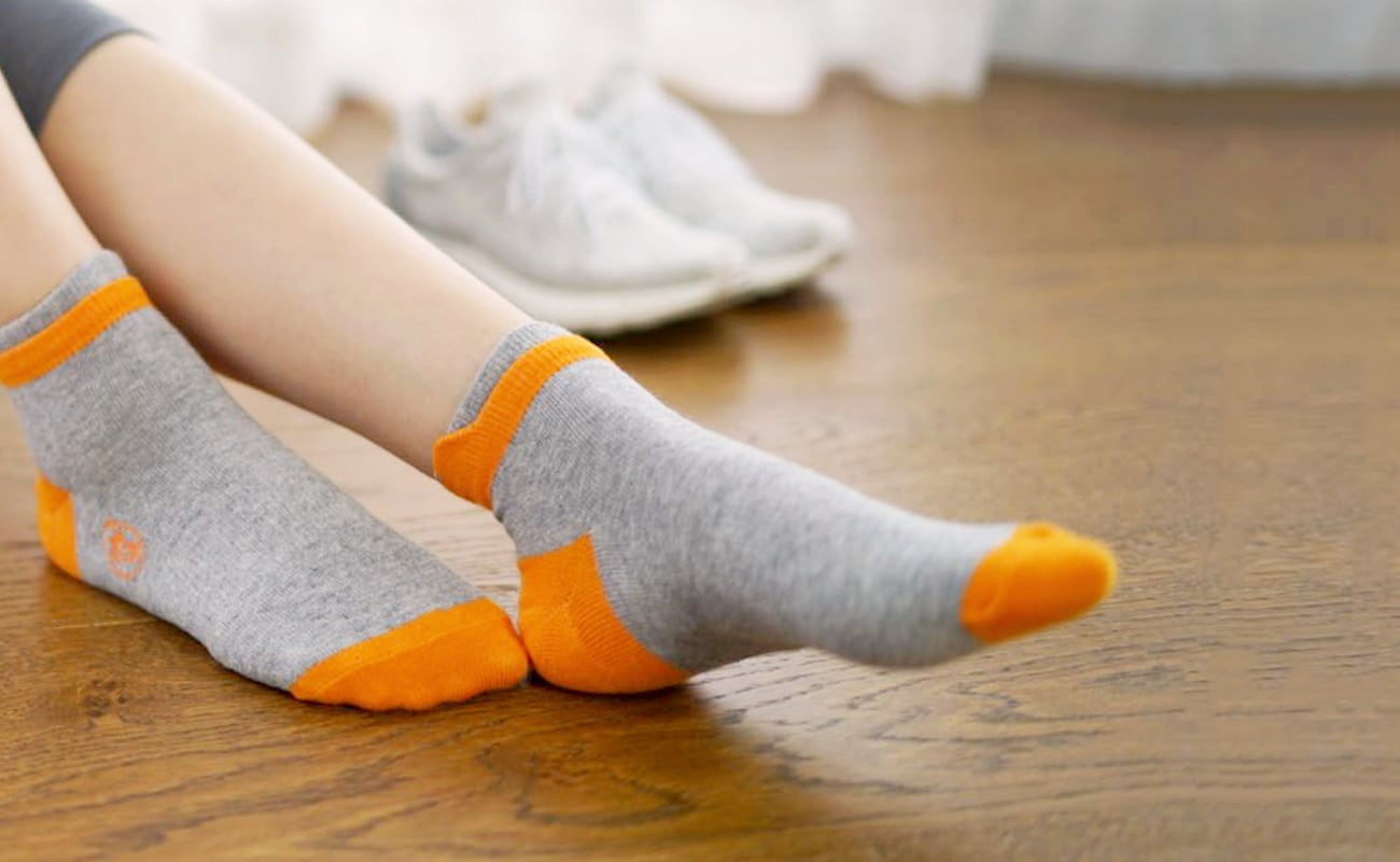 Washisock Eco-Friendly Breathable Sock